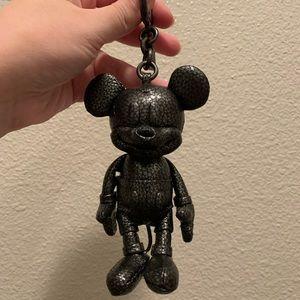Limited Edition Mickey Coach Keychain